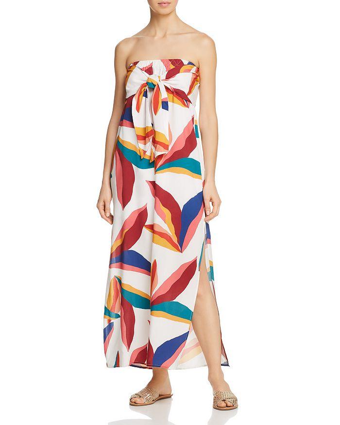 ViX - Guana Strapless Dress Swim Cover-Up