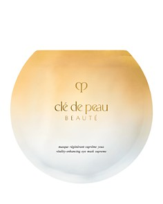 Clé de Peau Beauté - Vitality-Enhancing Eye Mask Supreme, Set of 6