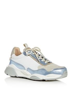 Zespa - Women's ZSP 7 Low-Top Sneakers