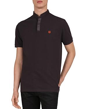The Kooples Pique Regular Fit Polo Shirt