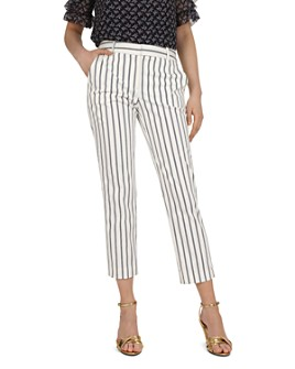 Gerard Darel - Nelly Striped Cropped Pants - 100% Exclusive