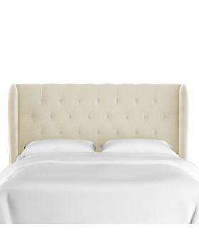 Sparrow & Wren - Emma Tufted Wingback Headboards