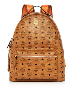 MCM - Stark Medium Leather Backpack - 100% Exclusive