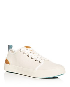 TOMS - Men's TRVL LITE Heritage Low-Top Sneakers