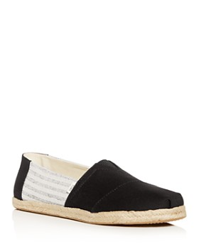 TOMS - Men's Alpargata Ivy League Espadrilles