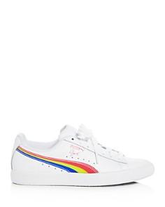 PUMA - Women's Clyde 90s Low-Top Sneakers