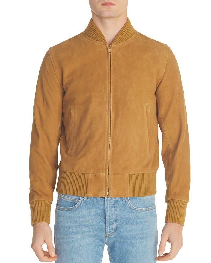 Sandro - Monaco Leather Jacket