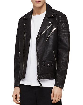 ALLSAINTS - Leo Motorcycle Jacket