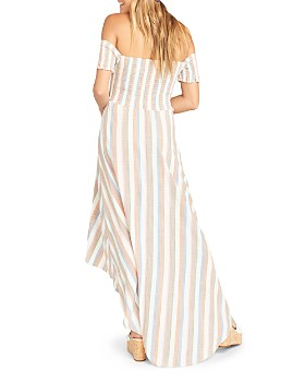 Show Me Your MuMu - Willa Off-the-Shoulder Maxi Dress - 100% Exclusive