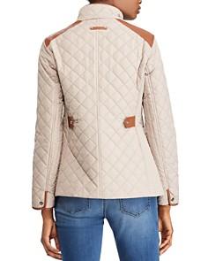 Ralph Lauren - Diamond Quilted Jacket