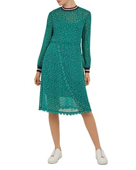 b6051dd64 Ted Baker - Colour by Numbers Sibella Printed Dress ...
