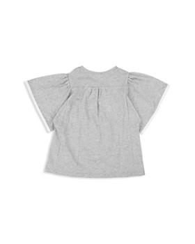 Chloé - Girls' Embroidered Flutter Tee - Little Kid, Big Kid
