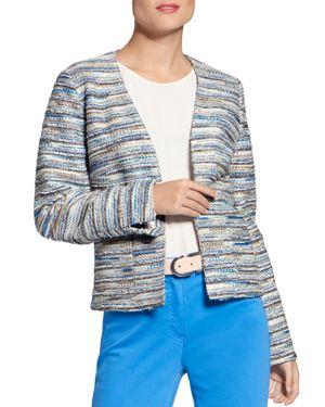 BASLER | Basler Tweed Open Jacket | Goxip