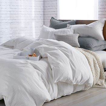 DKNY - PURE Comfy Duvet Cover, King