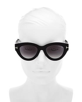 cadfcac3854 ... 51mm Tom Ford - Women s Slater Cat Eye Sunglasses