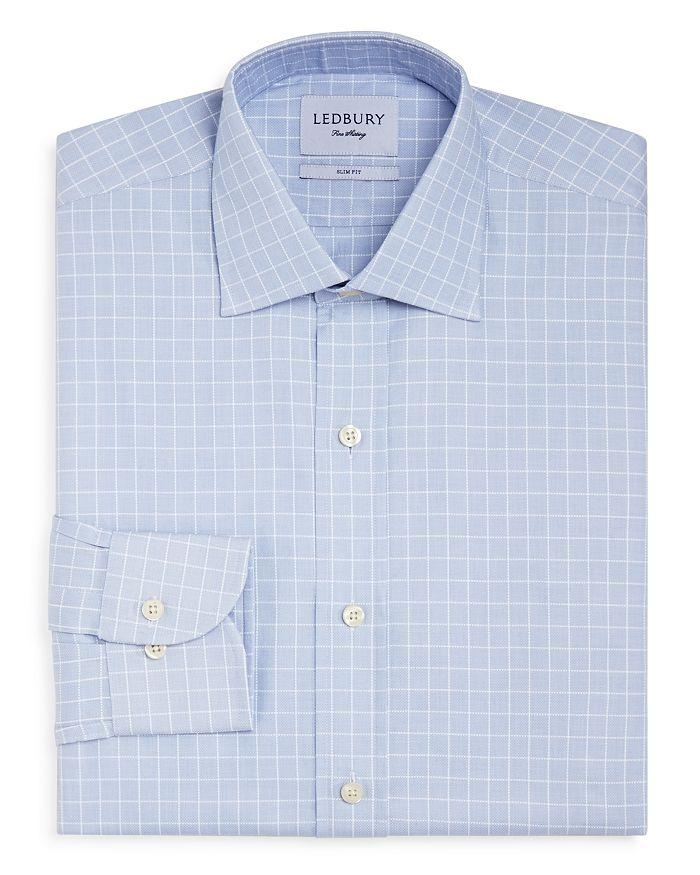 Ledbury - Haynes Check Slim Fit Dress Shirt