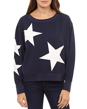 Theo & Spence - Star Graphic Sweatshirt