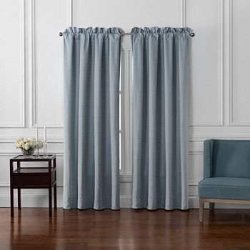 "Waterford - Florence 50"" x 84"" Window Curtain Panel, Pair"