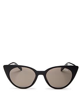 d0bc091f98 Quay - Women s Aphrodite Cat Eye Sunglasses