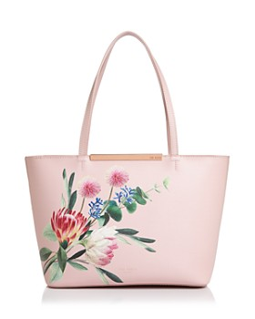 Ted Baker - Abiiey Mini Flourish Tote