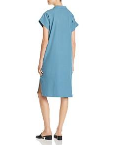 Eileen Fisher - Collared Shift Dress