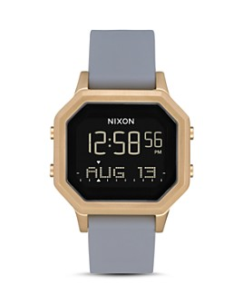 Nixon - Siren SS Watch, 33mm x 36mm