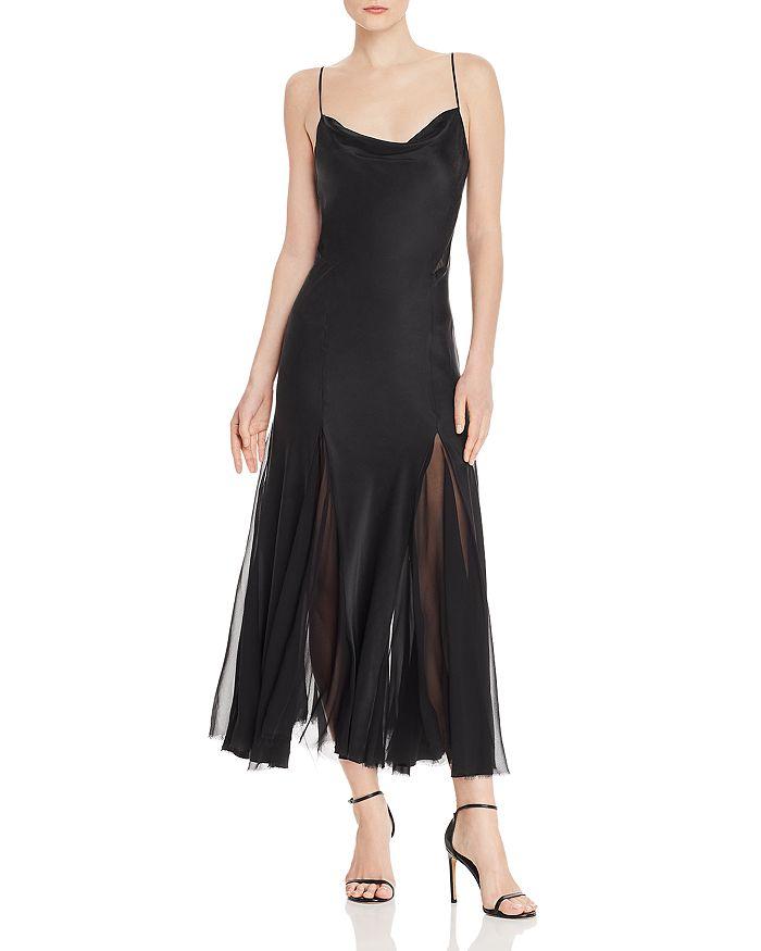 Bec & Bridge - Under the Moon Silk Slip Dress