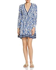 Poupette St. Barth - Ola Floral Print Mini Dress