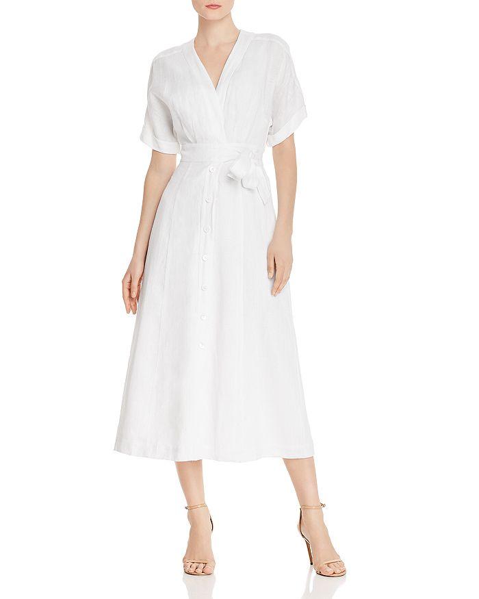 Equipment - Nauman Linen Maxi Dress