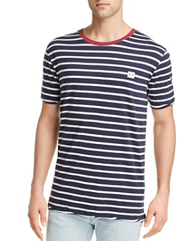 Zee Gee Why Denim - Zee Striped Tee