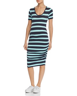 Nom Maternity - Hailey Scoop-Neck Dress