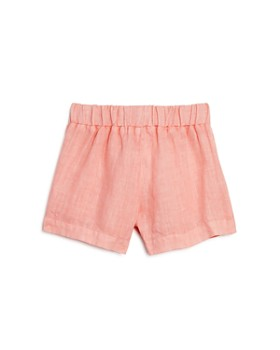 Bella Dahl - Girls' Easy Linen Shorts - Little Kid