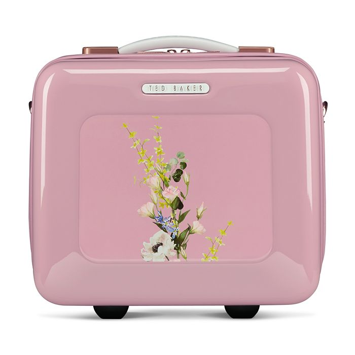 Ted Baker - Elegant Pink Vanity Case