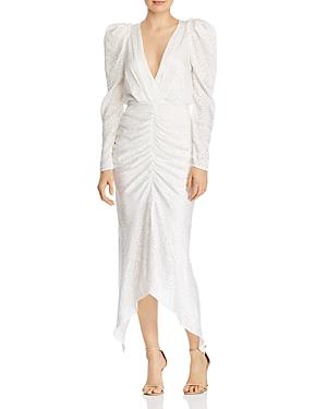 Ronny Kobo Dresses ASTRID RUCHED DRESS