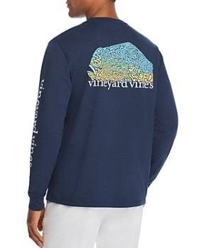 Vineyard Vines - Camo Mahi Long-Sleeve Tee