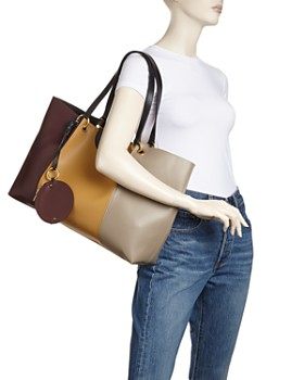 See by Chloé - Marty Color-Block Tote
