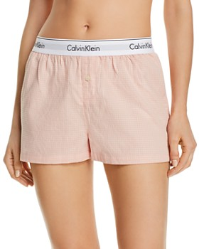 Calvin Klein - Cotton Sleep Shorts