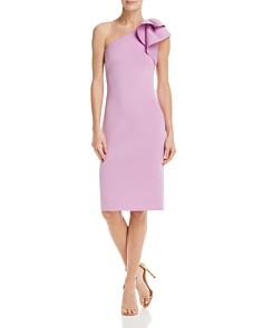 Eliza J - One-Shoulder Dress