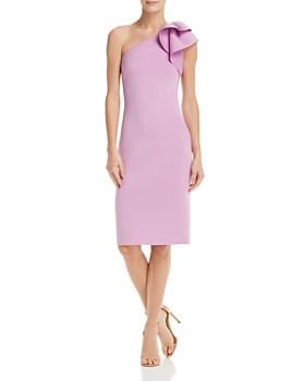 426d25ff608 Eliza J - One-Shoulder Dress ...