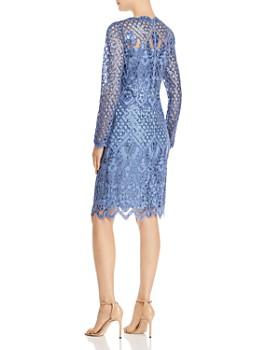 Tadashi Shoji - Sequined Cocktail Dress