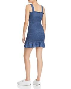 Do and Be - Smocked Mini Dress