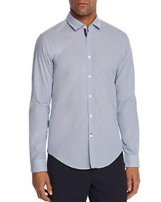BOSS Hugo Boss - Rikki Geometric Slim Fit Button-Down Shirt