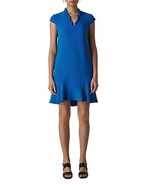 Whistles Federica Crepe Dress-Women