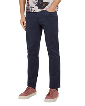 Ted Baker - Indonis Slim Fit 5-Pocket Trousers