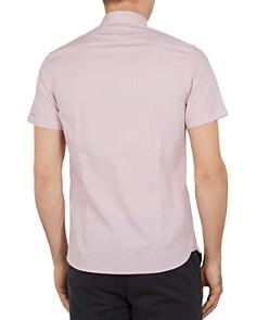 Ted Baker - Rakoon Rectangle Geo Print Slim Fit Shirt