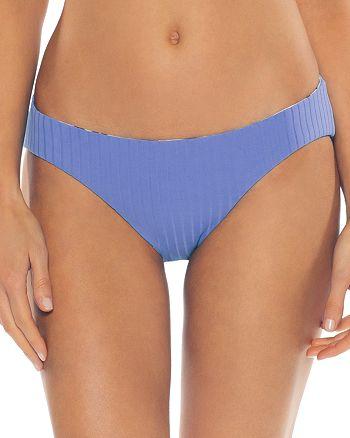 BECCA® by Rebecca Virtue - Animal Instincts Reversible Bikini Bottom