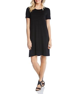 Karen Kane Dresses ABBY SHORT-SLEEVE SHIFT DRESS