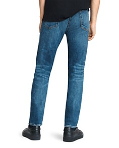 rag & bone - Fit 2 Slim Fit Jeans in Throop