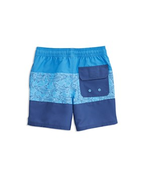Vineyard Vines - Boys' Color-Block Chappy Swim Trunks - Little Kid, Big Kid