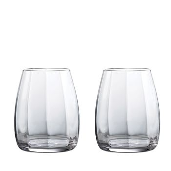 Waterford - Elegance Optic Double Old-Fashioned Glasses, Set of 2